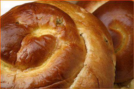 how to make jewish sweet bread