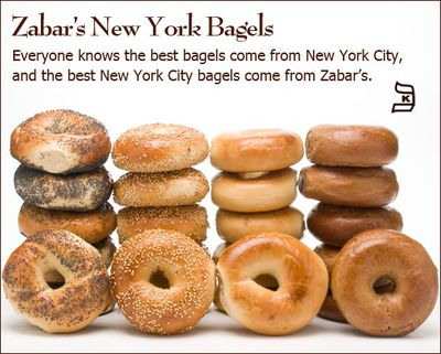 Zabars-bagels