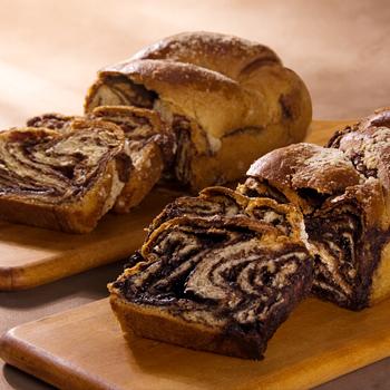Zabar's Chocolate Babka