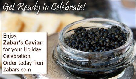 Zabars-caviar