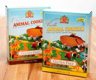 Animal-cookies