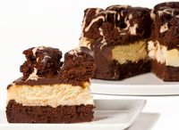 Brownie-Cheese-Cake