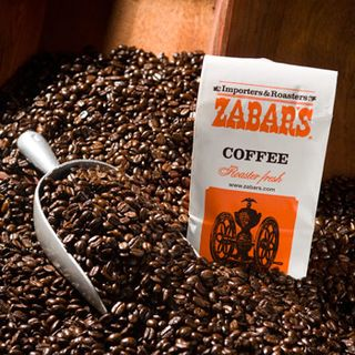 Zabar coffee
