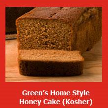 Greens-cake
