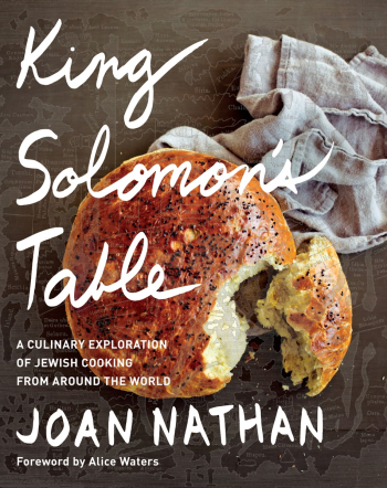King Solomon's Table cover