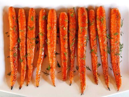 Roasted Carrots 2