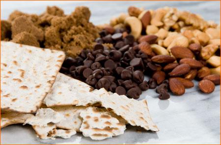 Passover Brittles Recipe