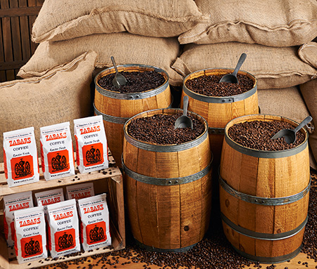 Zabars-coffee-bags