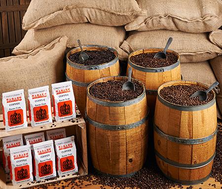 Zabars-coffee-bags