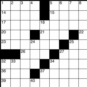 Crossword-gen