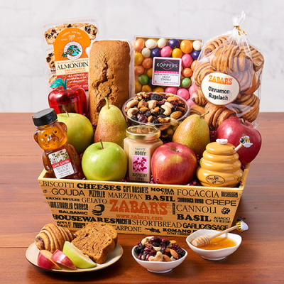 Apples honey crate