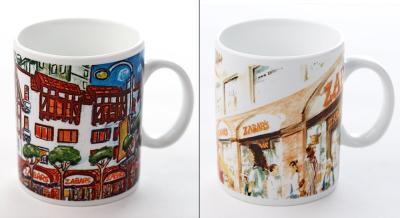 Zabars-Design-Porcelain-Mug