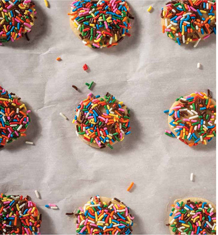 Recipes Blog Recipe For Birthday Cake Cookies From Sweet And