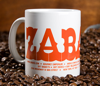 Zabars vanilla coffee