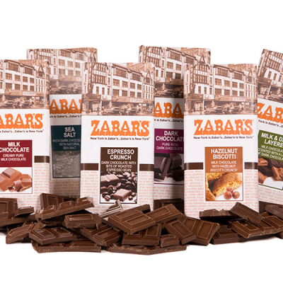 Zabars chocolate