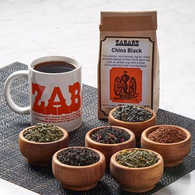 Zabars-tea