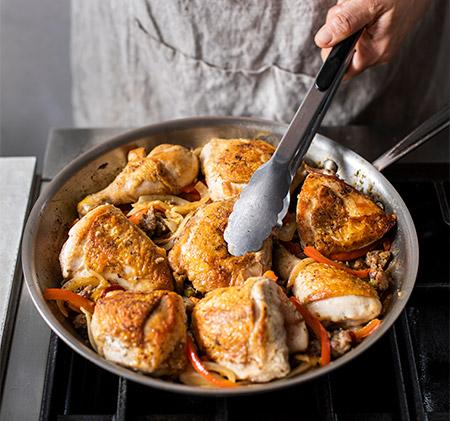 450-STP_ChickenScarpariello_ArrangeChicken