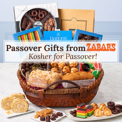 Passover-basket