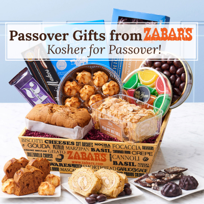Passover-crate