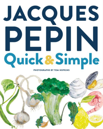Jacques Pepin Quick & Simple Cover